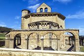 Monastery Of Eunate