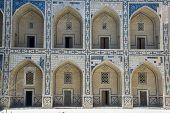 The Ulugh Beg Madrasah, Bukhara