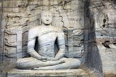Seated Buddha Meditating