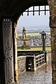 Stirling Castle and Door to William Wallace