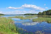 Finland,  The Country Of Clean Lakes