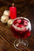 Bebida Escarlata