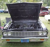 Front View Of A 1964 Chevy El Camino