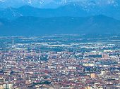 Постер, плакат: Турин Италия