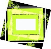 Yellow Green Frame