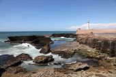 Atlantic Coast Of Rabat, Morocco