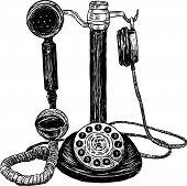 Phone.eps vintage