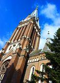 Lutheran Church of Arad, Romania, Europe