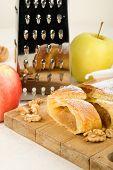Apfel Kuchen apfelstrudel