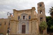 Church La Martorana. Palermo, Sicily, Italy