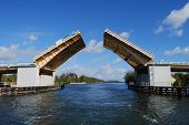 Drawbridge In Fort Lauderdale