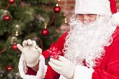 Jewelry Ring Gift Santa Claus