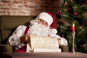 Santa Claus Sleep Whis List