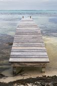 Small Wooden Pier
