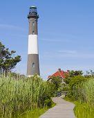 Lighthouse Fire Island