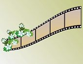 Banner In The Form Of Film