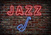 Jazz de neón.