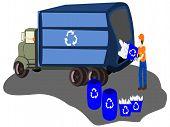 reciclar os trabalhadores