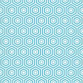 Nahtlose Hexa-Muster Background.eps