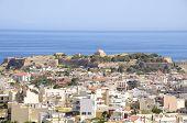 Rethymno on Crete