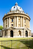 Radcliffe Camera, Oxford, Oxfordshire, England