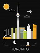 Toronto City.
