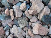splinter of granite