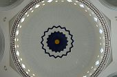 Inside of Royal Town Mosque dome