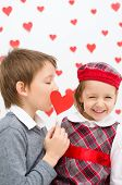 Valentine Konzept