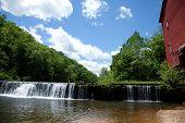 Rockbridge Mill Dam