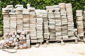 Brick Concrete Blocks