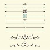 stock photo of embellish  - vector set - JPG