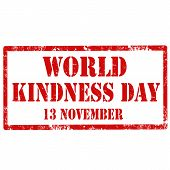 World Kindness Day-stamp