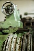 Belt Of Lathe Machine