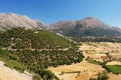 Mountains of Crete