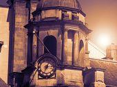 Classical Clock Tower