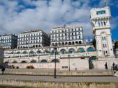 stock photo of algiers  - Algiers capital city of Algeria country  - JPG