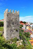 Muralhas Fernandinas, Porto, Portugal
