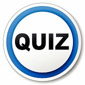 Vector Quiz Icon