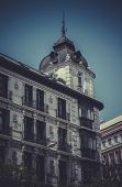 Puerta de Alcal�?�?�?�¡, Image of the city of Madrid, its characteristic architecture