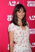 LOS ANGELES - JUN 5:  Rebecca Dayan at the
