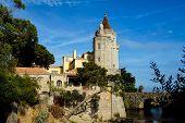 The Conde Castro Guimaraes Castle, Cascais, Portugal
