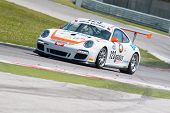 Porsche 997 Cup Gtc Race Car