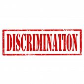Discrimination-stamp