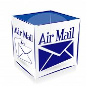 cube Air Mail