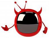 Evil tv