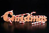 Sweet Christmas Candies.