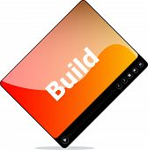 Build On Media Player Interface