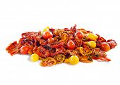 Dried And Fresh Tomatoes