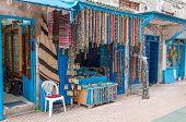 Souvenir Shop In Essaouira, Morocco